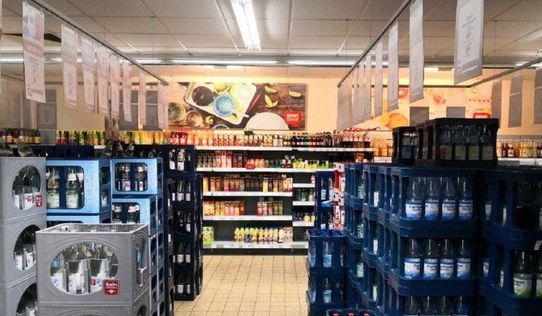 Germania, tra gli scaffali bevande avvelenate