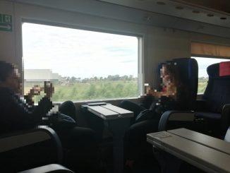 Trenitalia, personale di bordo non rispetta le norme anticovid_censored