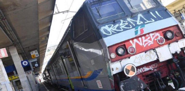 treno Napoli Cosenza coronavirus