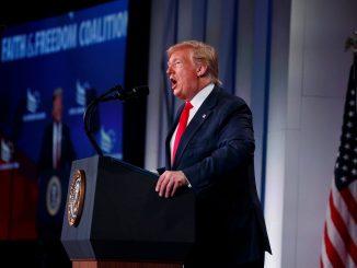 Ultimi sondaggi: calo delle preferenze per il presidente Trump
