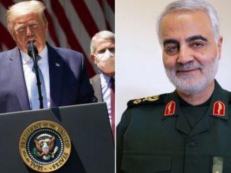 L'Iran emette un mandato d'arresto per Trump