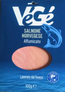 Il salmone affumicato ritirato