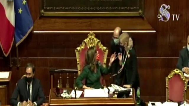 casellati assistenti parlamentari