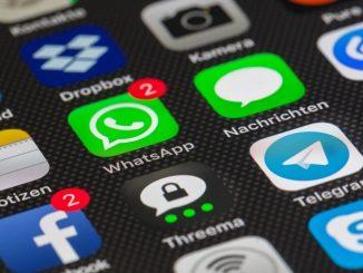 Whatsapp bug dati