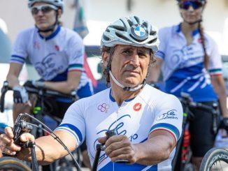 La confessione del ciclista Bennati su Alex Zanardi