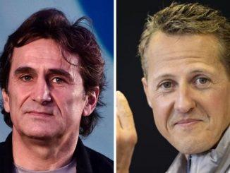 Zanardi e Schumacher