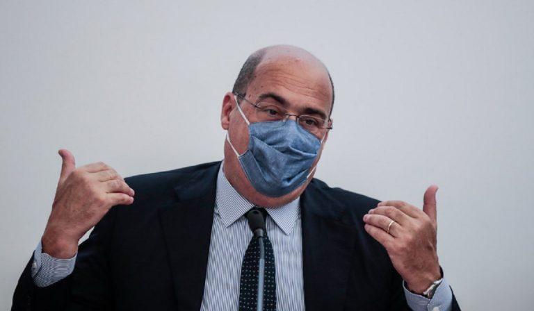 "Nicola Zingaretti: ""Mes risorsa"""