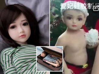 alibaba bambole bambini