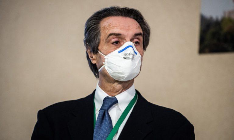 Il Governatore della Lombardia Attilio Fontana indagato