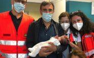 Neonato abbandonato a Bari, il commento del medico