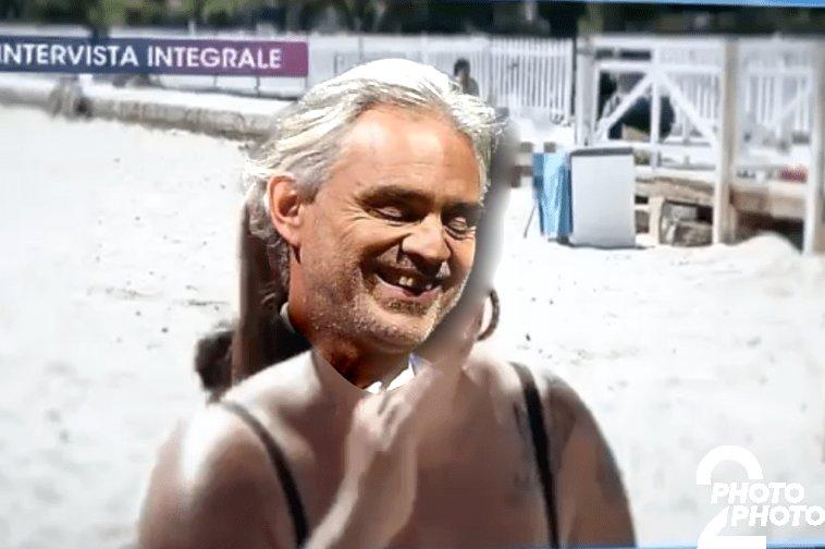 Bocelli mondello