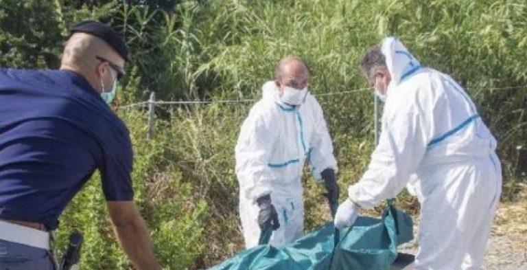 Cadavere decapitato trovato a Pozzuoli