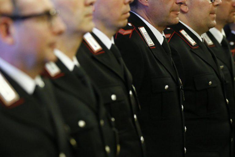 Carabinieri Piacenza caserma Levante