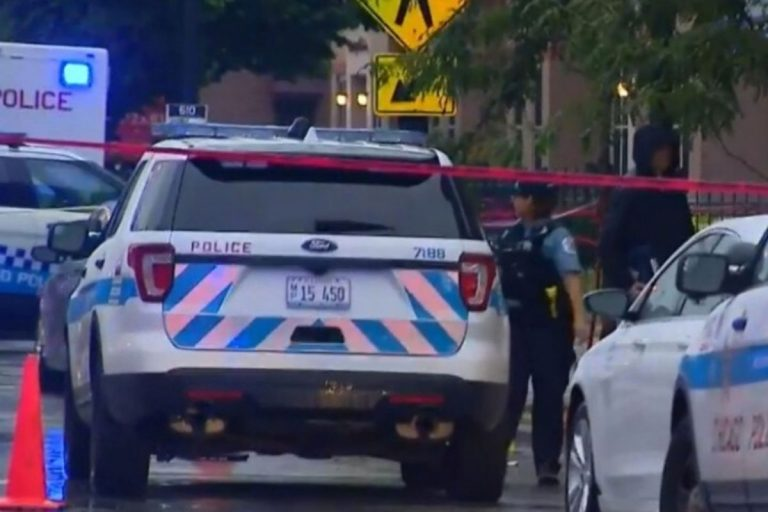 chicago sparatoria funerale