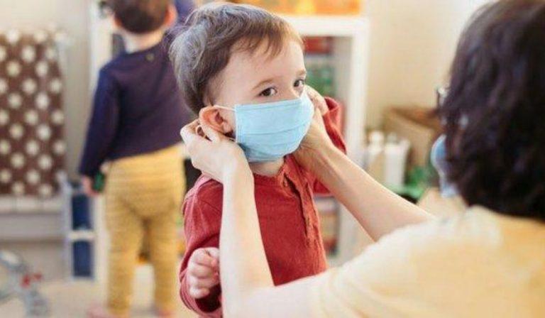 coronavirus bambini contagiati