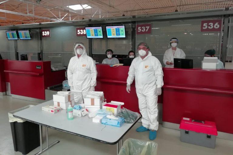 coronavirus bangladesh test falsi
