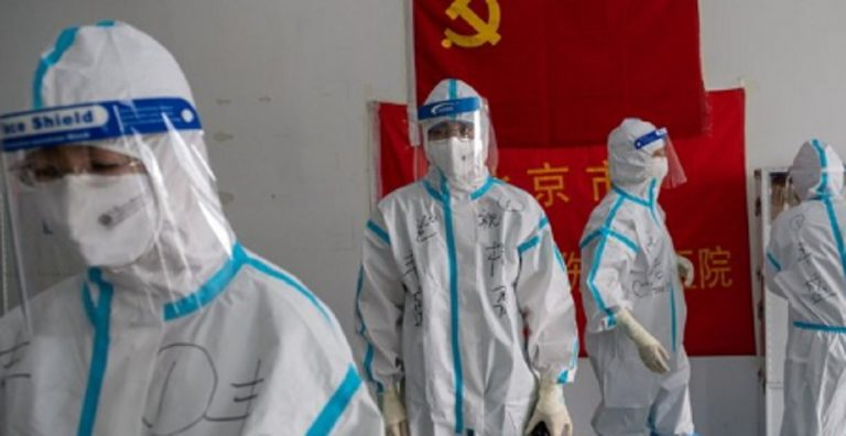 coronavirus Cina contagi
