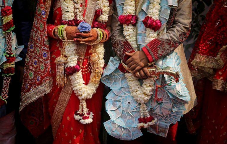 coronavirus focolaio matrimonio india