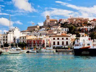 L'isola di Ibiza