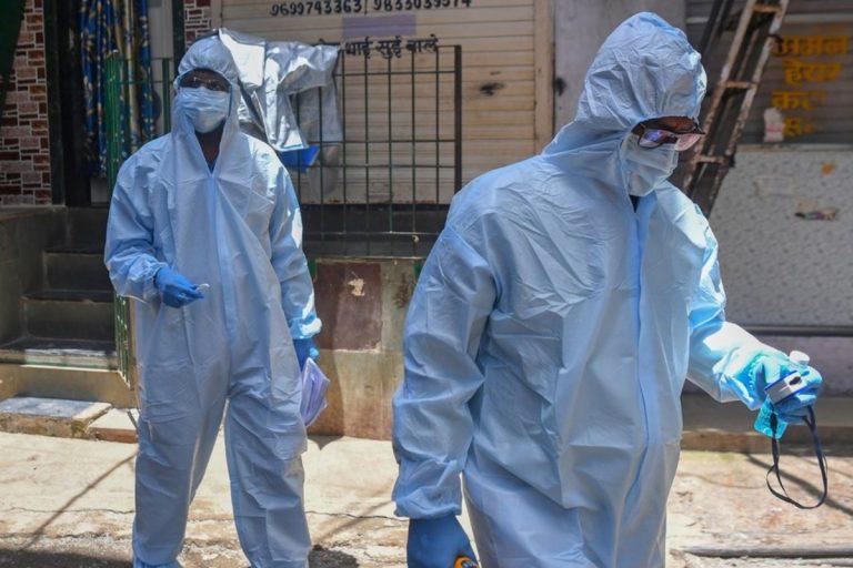 coronavirus india record casi
