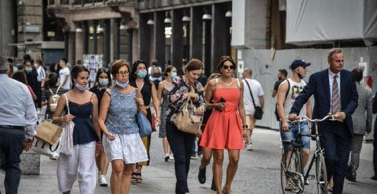 coronavirus numero contagi Italia