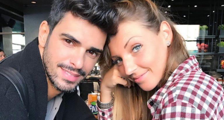 Cristian Gallella e Tara Gabrielletto