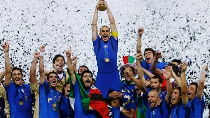 cosa fanno oggi i campioni del mondo 2006