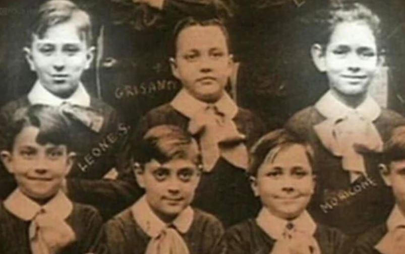 Ennio Morricone Sergio Leone elementari