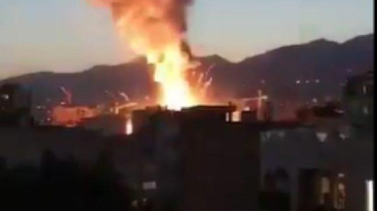 Esplosione clinica Iran