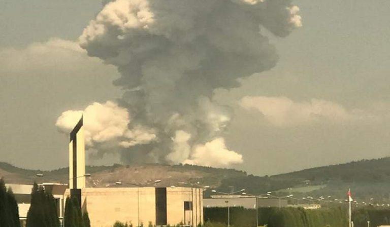 Turchia: esplosione in fabbrica, 80 feriti