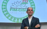 Roberto Benaglia nuovo segretario generale Fim Cisl