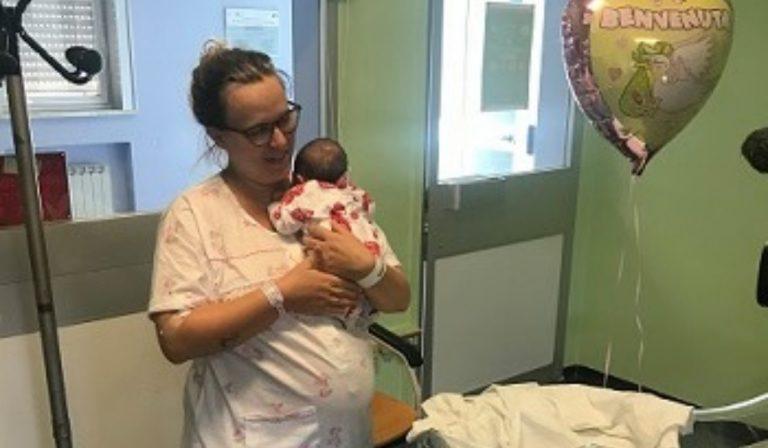 Coronavirus, è nata la figlia della donna incinta salvata dal plasma