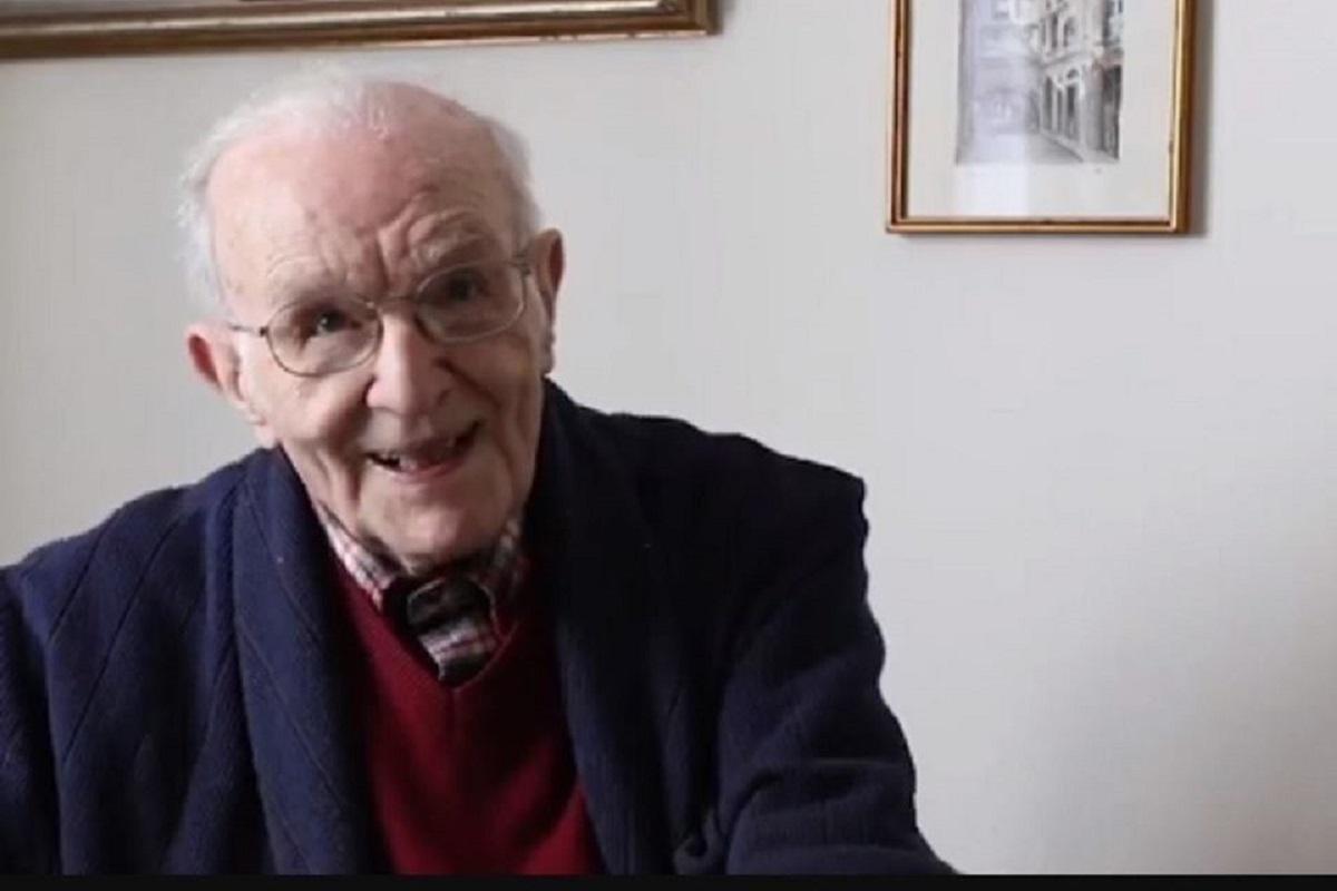 Giuseppe Paternò si laurea in storia e filosofia a 96 anni ...