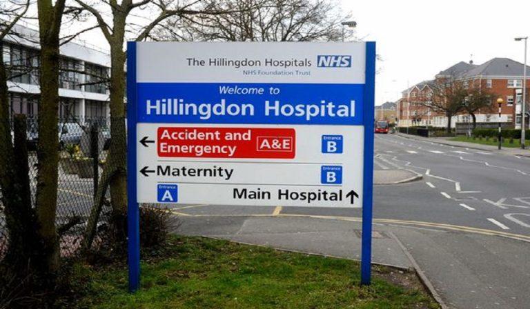 Covid, focolaio in ospedale a Londra