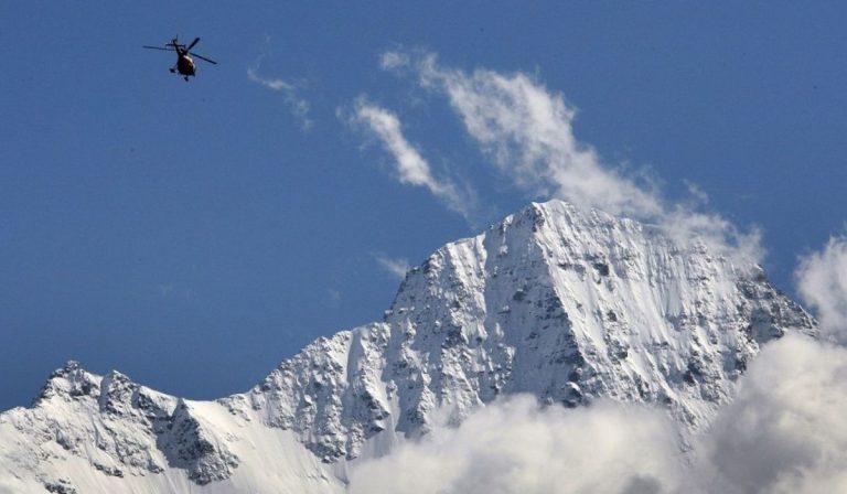 4 turisti hanno perso la vita in un incidente aereo sulle Alpi svizzere