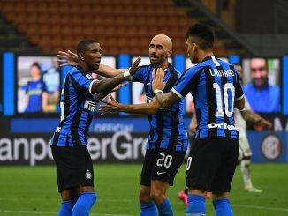 L'Inter ribalta il match e trionfa a San Siro, al Toro non basta Belotti