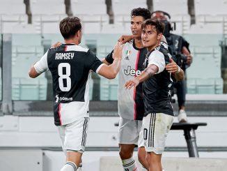 Immobile non basta, Lazio sconfitta dalla Juve con una doppietta di CR7