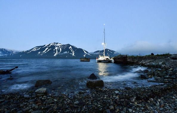 Kamchatka, penisola