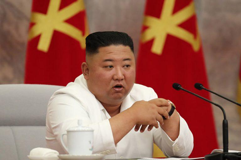Kim Jong-un Corea del Nord coronavirus