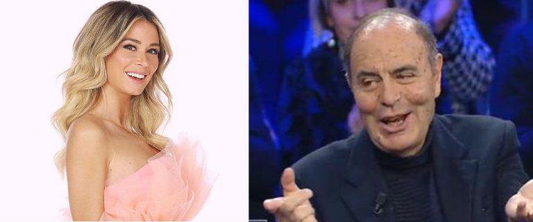 Bruno Vespa Diletta Leotta