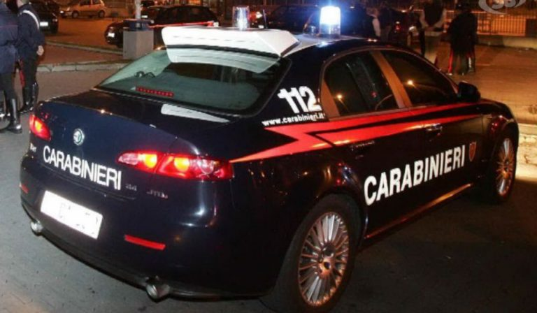 Maresciallo Carabinieri di Calitri si suicida con pistola d'ordinanza