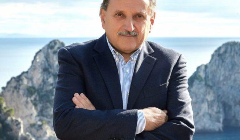 Capri, sindaco adirato sulle news sul Coronavirus