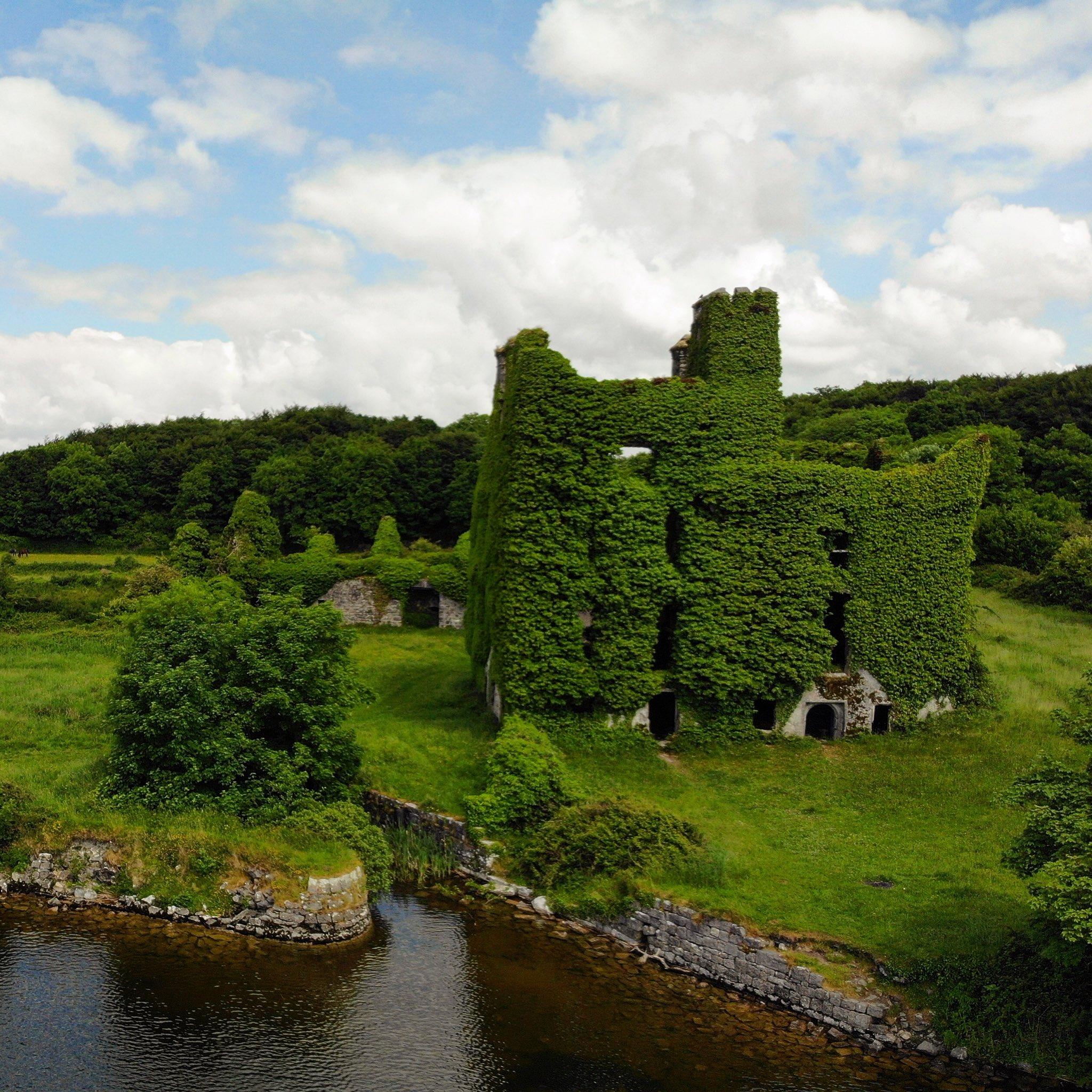 Castello di Menlo, Irlanda