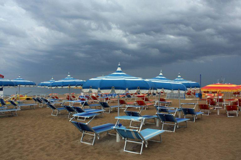 meteo pioggia temporali grandine