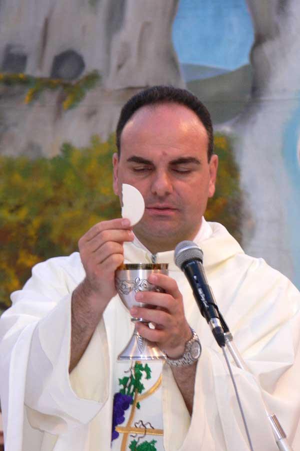 Il vescovo di Sulmona, Michele Fusco