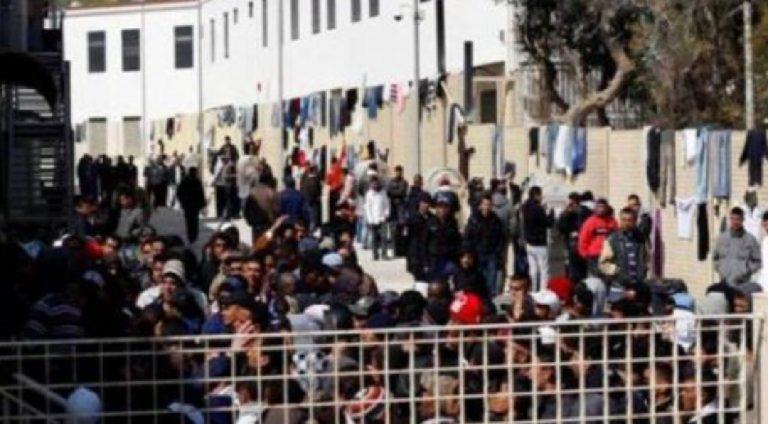 Migranti fuggiti porto empedocle
