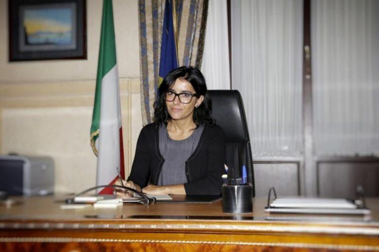 La ministra della Pubblica amministrazione, Fabiana Dadone