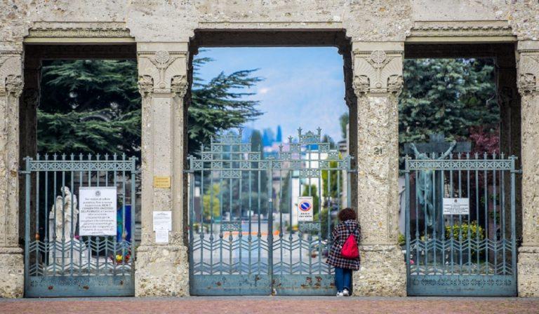Bergamo, spese funerarie per Covid alleggerite