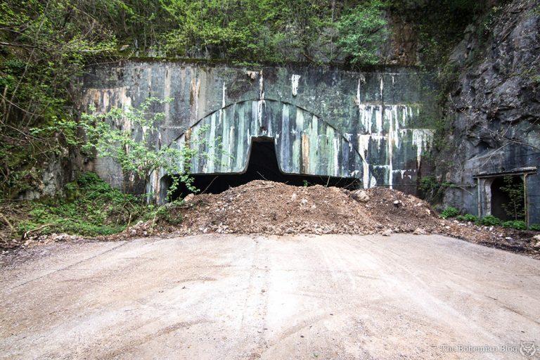 Il bunker di Objekat 505