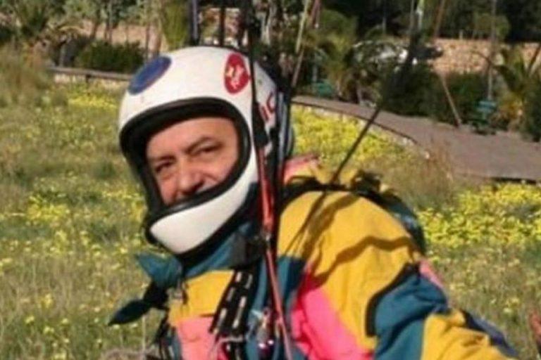 parapendio sicilia muore 67enne